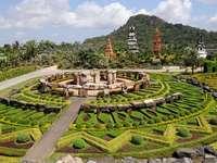 Os mais belos jardins do mundo