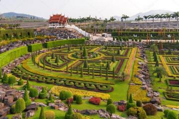The most beautiful gardens in - The most beautiful gardens in the world