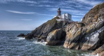 LIGHTHOUSE - colorful jigsaw puzzle