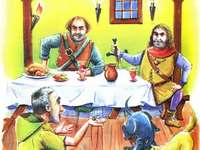Cavaleiros - contos de fadas Sępólna Kraj.