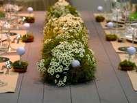 Декорация на маса