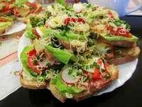 kanapeczkiz - sándwiches coloridos para todos