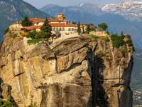 Манастир Света Троица Гърция