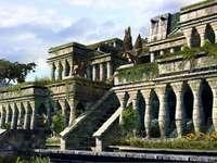 Висящи градини на Семирамис