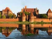 Os castelos mais bonitos da Polônia