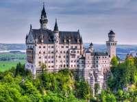 Os castelos mais bonitos