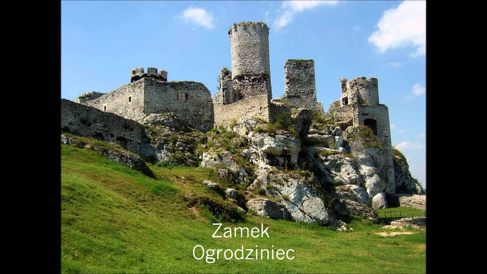Най-красивите замъци в Полша (9×9)