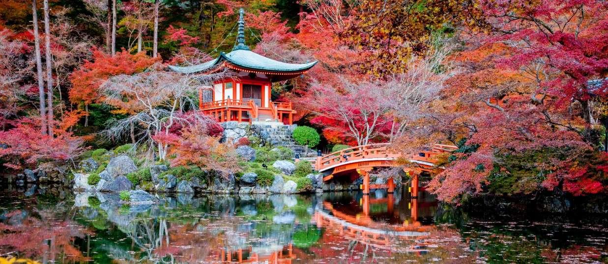 Най-красивото място на земята - Най-красивото място на земята - Япония (4×2)