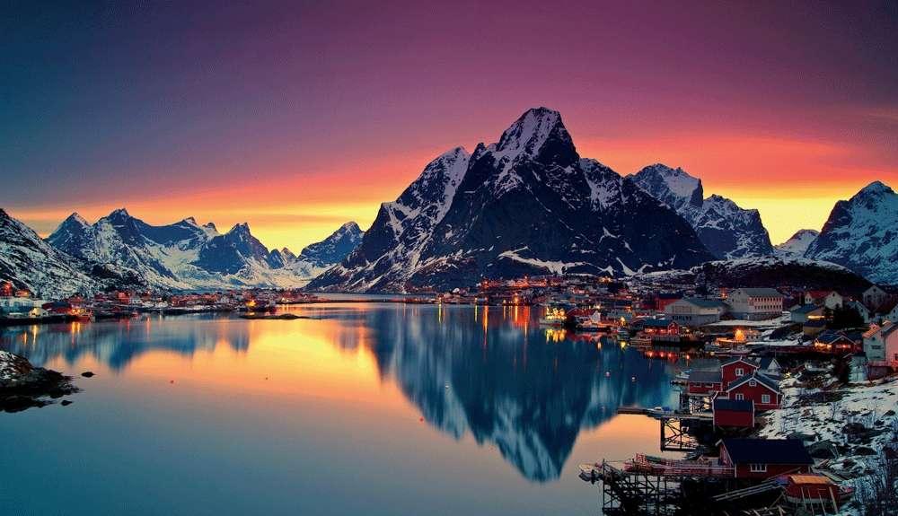 Най-красивото място на земята (9×9)