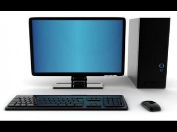 computer set - This is a photo of a computer set.