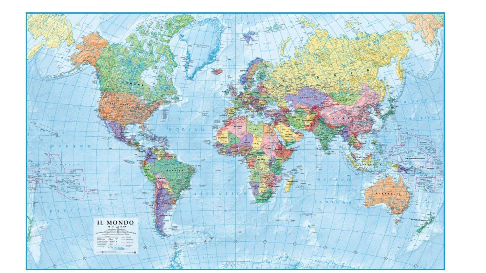 wereldwijd project - Unipv University Project 2018 (4×4)