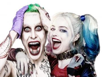Joker y harley - El nuevo Joker no atraía especialmente a los fanáticos de DC, pero Harley Quinn, que fue creada po