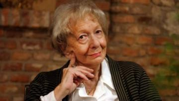 Wislawa Szymborska - Poet and essayist. She won the Nobel Prize for Literature in 1996. She was born on July 2, 1923 in B