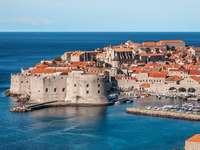 Dubrovnik. Horvátország. - Dubrovnik. Horvátország.