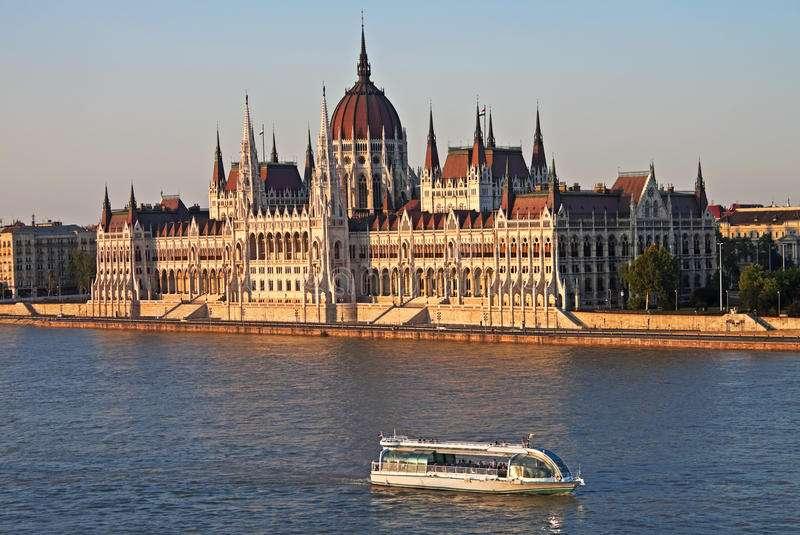 Budapest skládačka