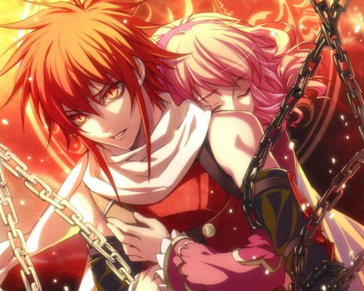 Ζευγάρι Anime παζλ
