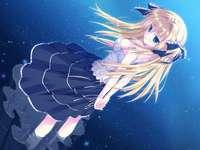 Girl from anime
