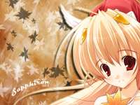 Girl from anime - Wallpaper Picture of a girl