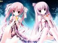 Anime meisjes