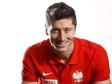 Robert Lewandowski - cunoscut fotbalist al echipei poloneze