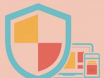 Proteja seus dados - proteja seus dados e atualize o sistema antivírus