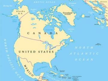 Norte y sur america - norte y sur America