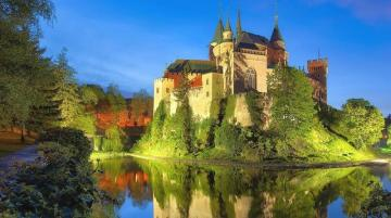 architecture - colorful jigsaw puzzle