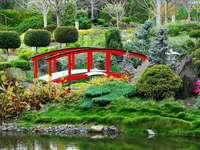 Японска градина.
