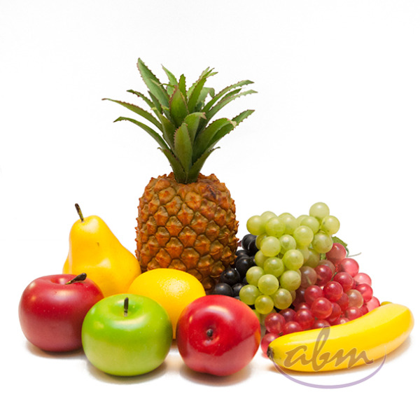 fruit and vegetables puzzle - Arrange the puzzle - a picture showing fruits and vegetables. Version for children (5×5)