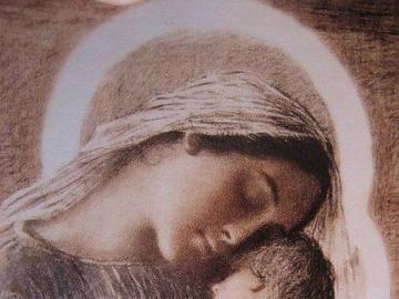 Matka Boża z Dzieciątkiem - Matka Boża z Dzieciątkiem