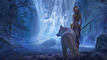 fantasy art - I recommend something nice there