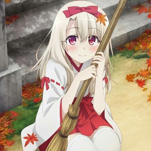 Dziewczyna z anime
