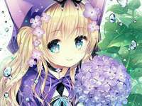 Maedchen von Anime