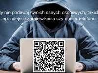 Segurança na Web - Uma das regras de uso seguro da rede e outro código QR