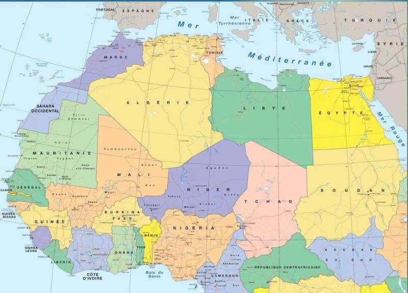 Noord-Afrika