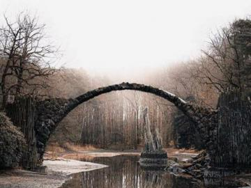 Porte du temps  - Mysterious Place Somewhere - I'm on the Other Side