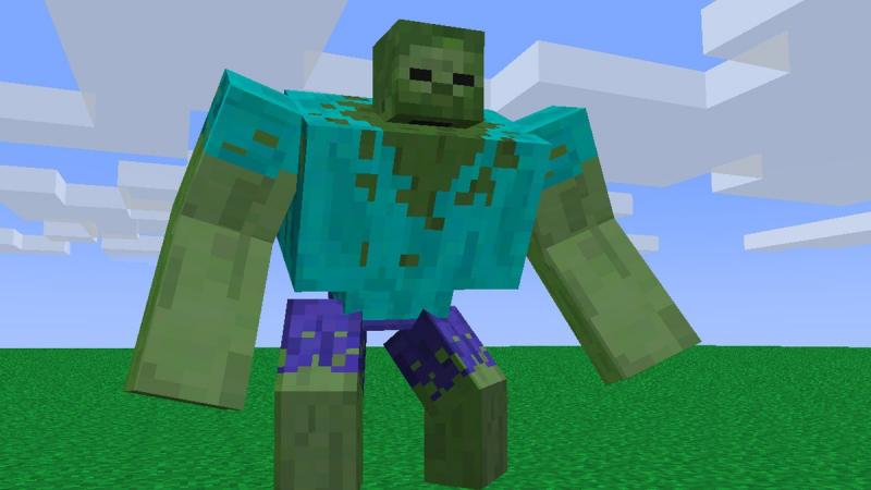 Ендер дракон - Zombie LOL !! Ендерман крал на дракона. Zombie mega !!!!!!!!!!! LOL (5×5)
