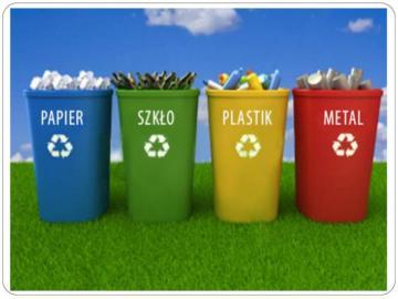Ecology - Garbage sorting