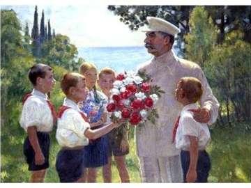 leader e bambini - fiori, leader e bambini