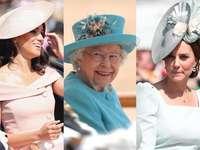 babička Ela - tři dámy v kloboucích