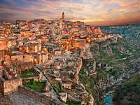 Matera Reisen - Fotos für eine Reise nach Matera