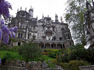 Petit chateau - Beau château - beau paysage