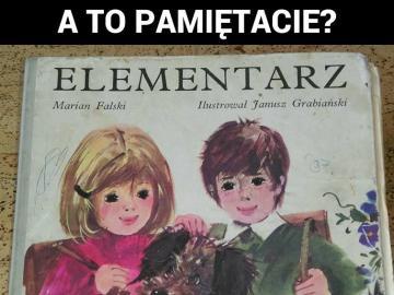Primer - libro - Elementarz