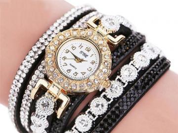 alla moda e confortevole - orologio da donna in argento