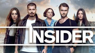 Icerde - serial - Icerde - Many years later Sarp is expelled from the police academy one week before graduation by his