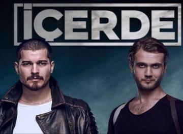 Icerde series - Icerde - characters. A former convict who becomes part of Celal's inner group, apparently follo