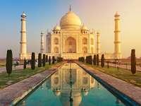 Taj Mahal - India jelképe