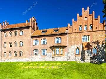 Olsztynek: una città - Olsztynek - una città - un edificio storico