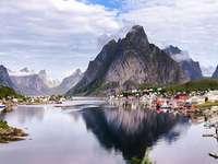 Norvegia.