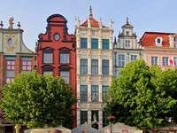 Vieille ville de Gdansk. - Gdańsk. Vieille ville
